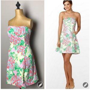 NWT! Lilly Pulitzer Resort Mariposa Blossom Dress